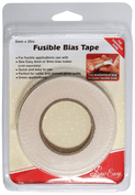 Sew Easy Fusible Bias Tape - 11mm