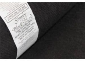 Simply Black Quilt Wadding - 96