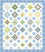 """Spring Brook  - Moda Quilt Top Kit - by Corey Yoder - Finished Size 70"""" x 82"""" - KIT29110"""