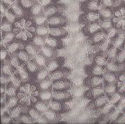W108507 Extra Wide Cotton Fabric - Climbing Vine, Heather on Pale Beige