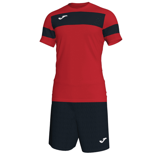 ACADEMY II SET - Red/Black