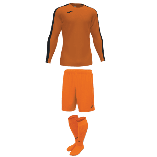 ACADEMY III (GK) - Orange/Black
