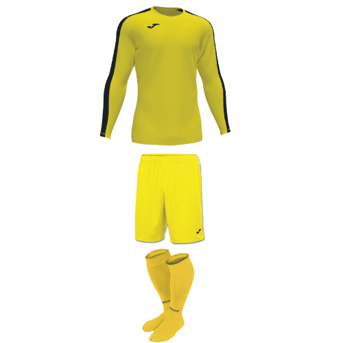 ACADEMY III (GK) - Yellow/Black