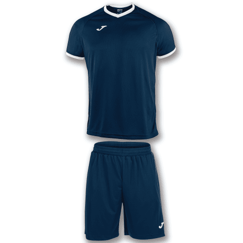 ACADEMY SET - Dark Navy/White