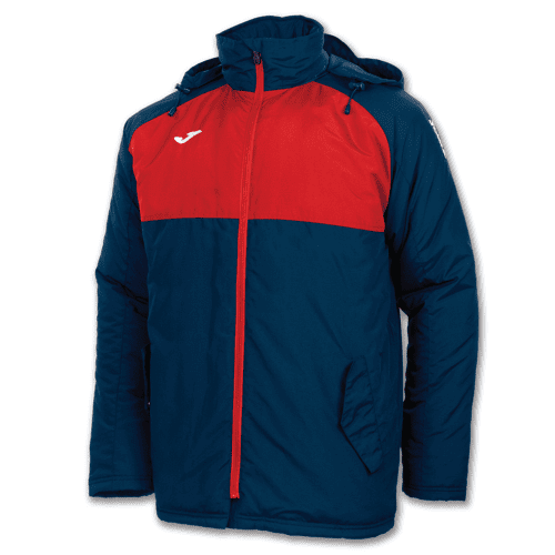 ANDES WINTER JACKET - Dark Navy/Red