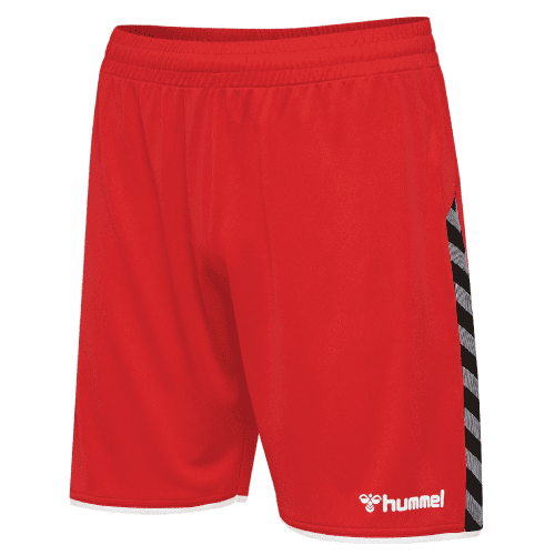 AUTHENTIC  SHORT -  True Red