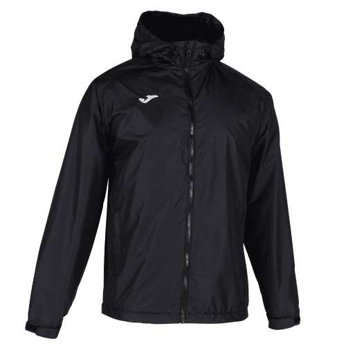 CERVINO POLAR RAIN JACKET - Black