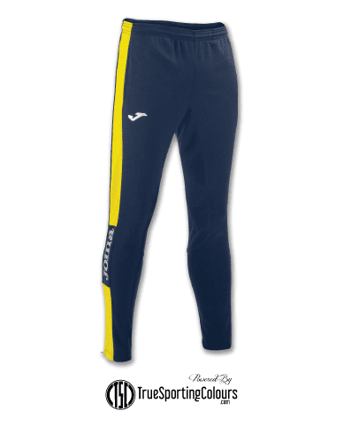 Champ IV Tech Pant - Navy/Yellow - AFC