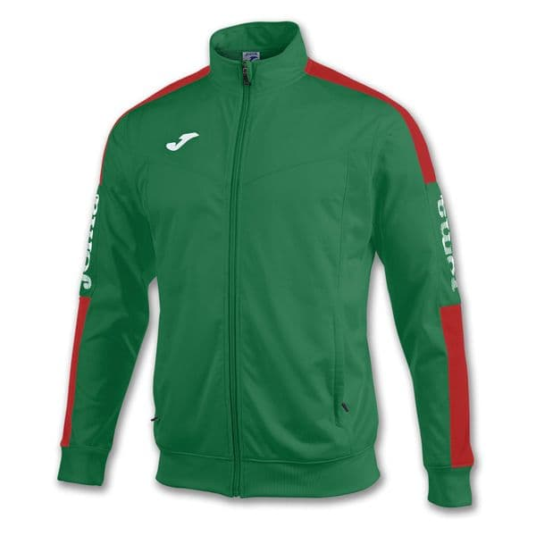 CHAMPIONSHIP IV TRACK TOP - Green/Red