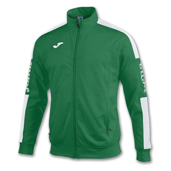 CHAMPIONSHIP IV TRACK TOP - Green/White