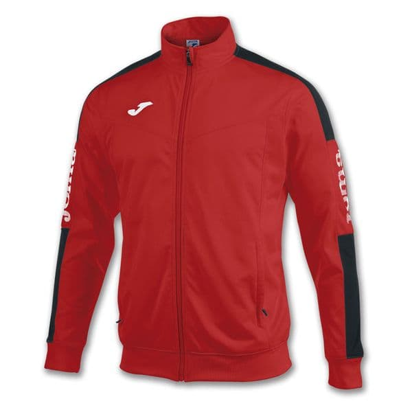 CHAMPIONSHIP IV TRACK TOP - Red/Black