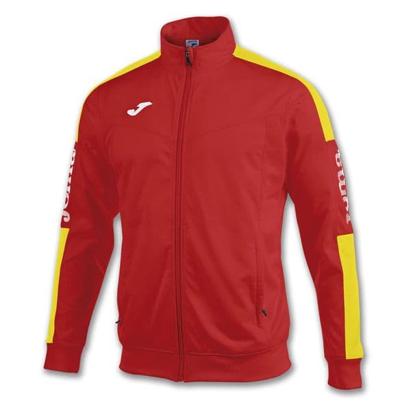 CHAMPIONSHIP IV TRACK TOP - Red/Yellow