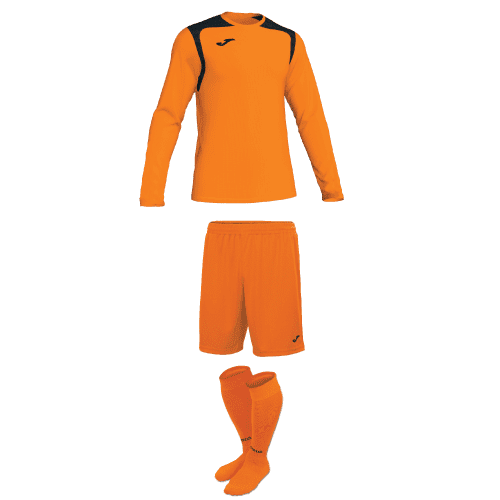 CHAMPIONSHIP V (GK) - Bright Orange/Black