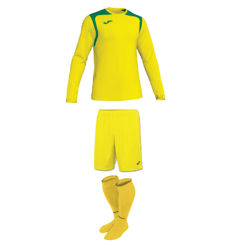 CHAMPIONSHIP V (GK) - Yellow/Green