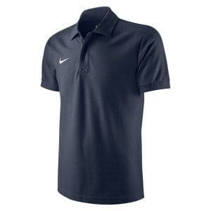 Core Cotton Polo - Navy - NIKE