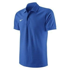 Core Cotton Polo - Royal - NIKE