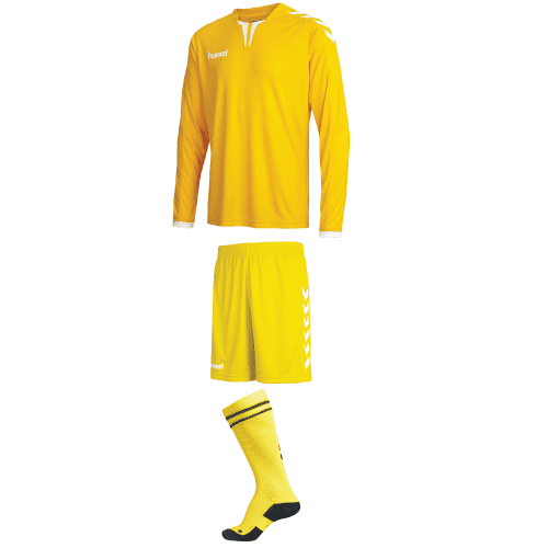 CORE POLY (GK) - Sports Yellow