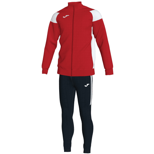 CREW III TRACKSUIT - Red/White/Black