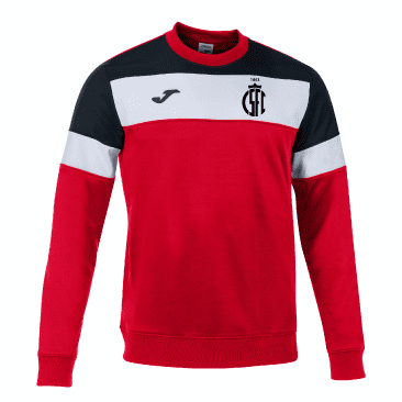 Crew IV Sweatshirt - Red/Black/White - CSFC