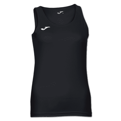 DIANA SLEEVELESS TRAINING SHIRT - Black