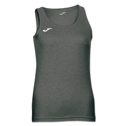 DIANA SLEEVELESS TRAINING SHIRT - Dark Melange