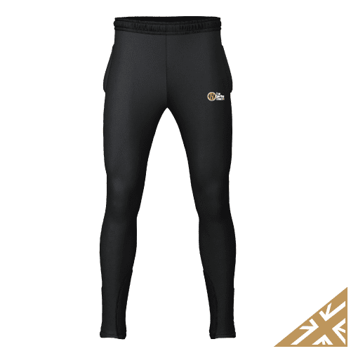 DNA SKINNY TECH PANT - Black
