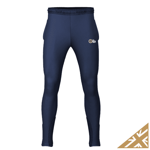 DNA SKINNY TECH PANT - Navy