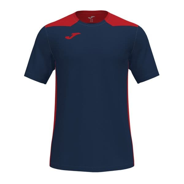 DUEL T20 SHIRT - Navy/Red