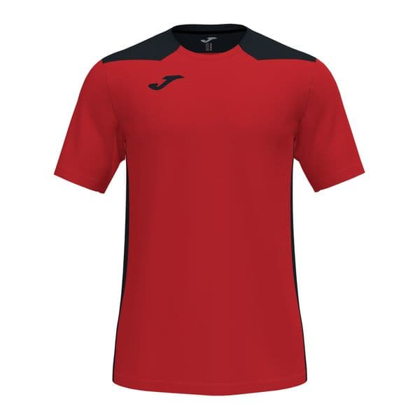 DUEL T20 SHIRT - Red/Black