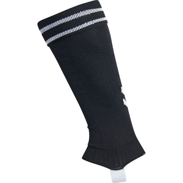 Element (Footless) Football Sock - Black