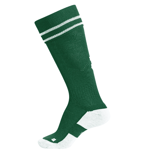ELEMENT SOCK - Evergreen/White