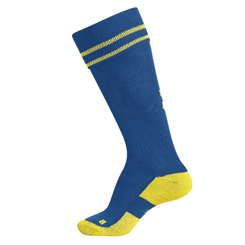 ELEMENT SOCK - True Blue/Sports Yellow