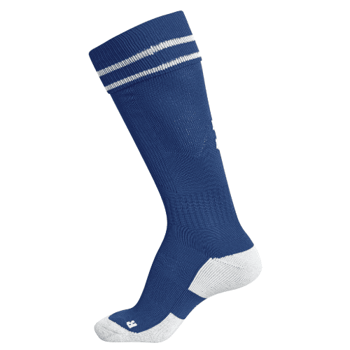 ELEMENT SOCK - True Blue/White