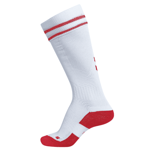 ELEMENT SOCK - White/True Red