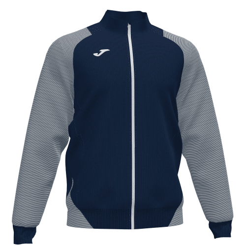 ESSENTIAL II JACKET - Dark Navy/White