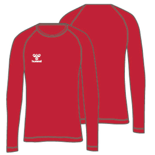 FOUNDATION BASELAYER - True Red