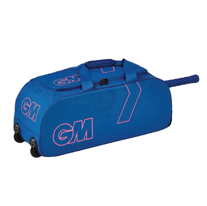 GM 606 WHEELIE BAG - Blue