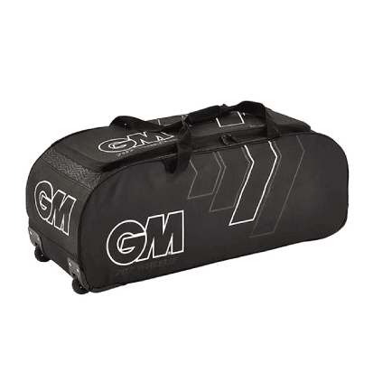 GM 707 WHEELIE BAG - Black