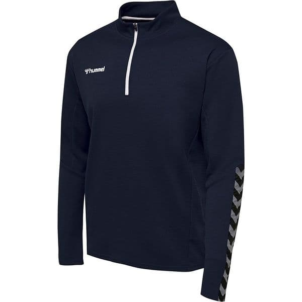 HUMMEL Pro Training Sweat - Navy - OIFC
