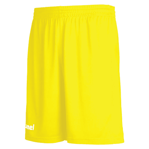 HYBRID SHORT -  Sports Yellow