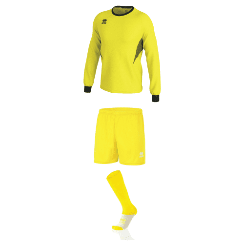 MALIBU (GK) - Yellow Fluo/Black
