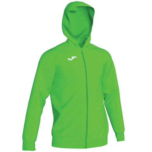 MENFIS HOODED JACKET - Fluor Green