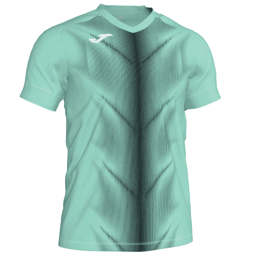 OLIMPIA T-SHIRT - Lucite Green/Black
