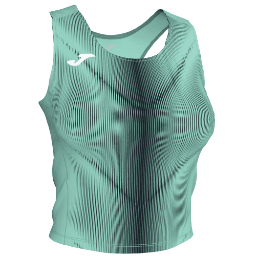 OLIMPIA TANK TOP - Lucite Green/Black