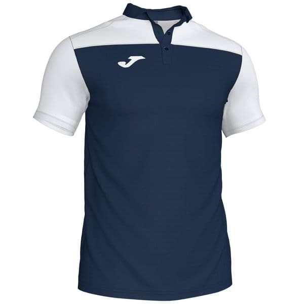 Polo Shirt - Navy/White - AFC