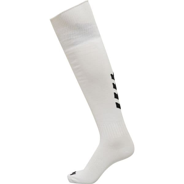 Pro-Motion Football Sock - White