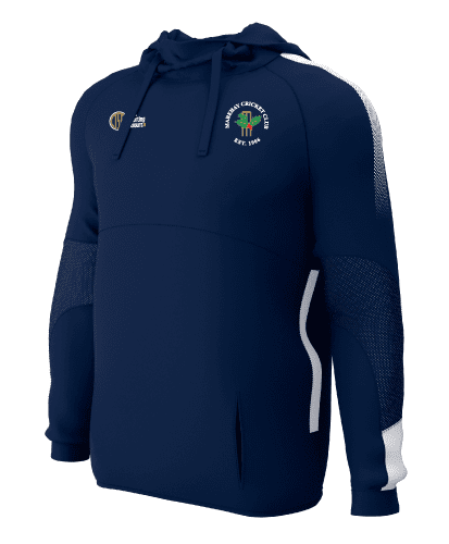 Pro Training Poly Hoody - MCC - Navy/White
