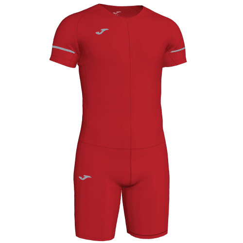 RACE BODY SUIT - Red