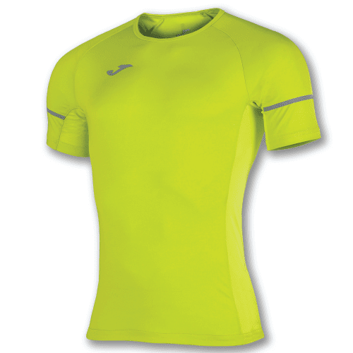 RACE T-SHIRT - Lime Punch