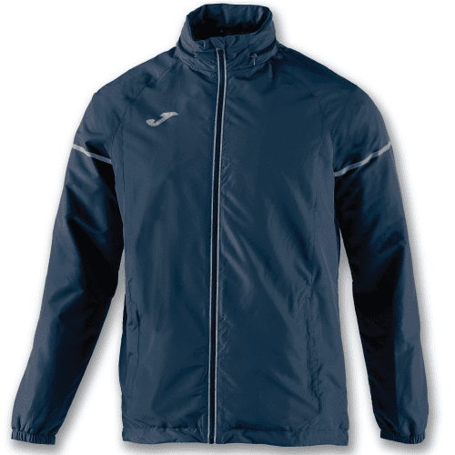 RACE (W) RAIN JACKET - Dark Navy